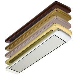Ик обогреватель Алмак Ик-16, потолочный, вес — 5.2 кг, белый, бежевый, золотистый, коричневый