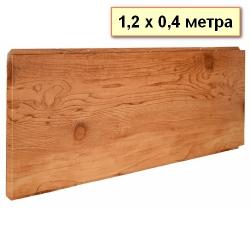 Обогреватель инфракрасный СТЕП, панельный, настенный, дерево, масса — 4.5 кг, высота — до 3 метров