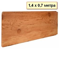 Инфракрасный обогреватель СТЕП дерево, панельный, длина — 140 см, ширина — 70 см, толщина — 2 см