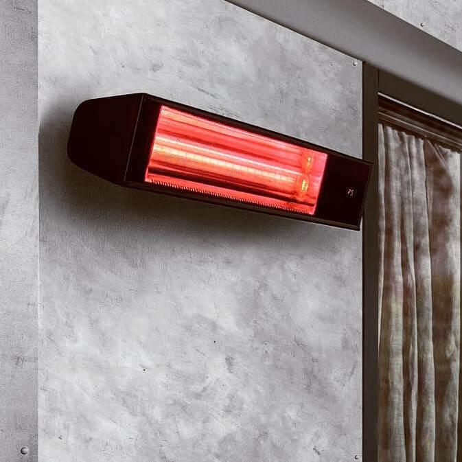 Ик обогреватель Пион Термо глас Кристалл 04, длина — 80.5 см, вес — 1.9 кг, цвет — прозрачное стекло