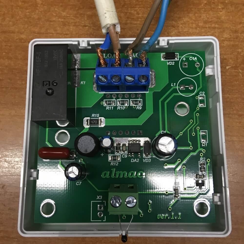 Подключение Almac IMA-1.0