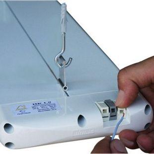 Монтаж провода и потолочное крепление Алмак ИК-13 (Almac ИК-13)