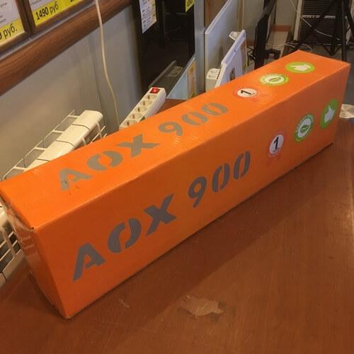 Упаковка AOX K900