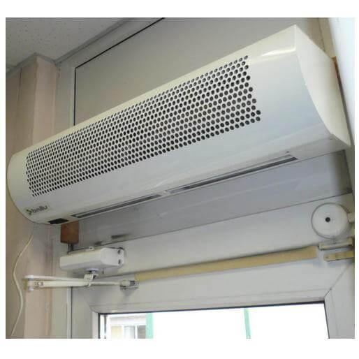 Пример использования Ballu BHC-CE-3T