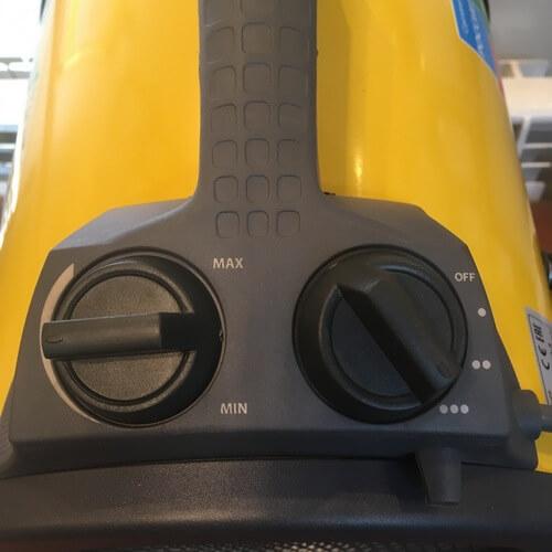 Блок управления электрической тепловой пушки BALLU BHP-P2-3