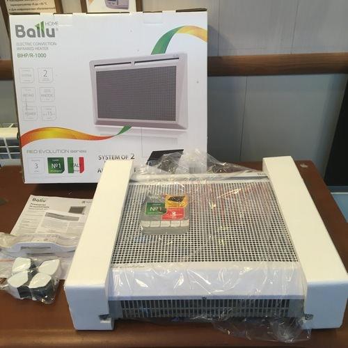 Комплектация Ballu BIHP/R 1500