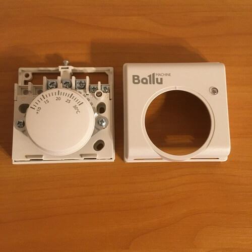 Ballu BMT-1 в разобранном виде