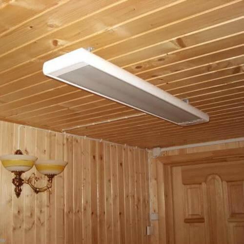 Купите потолочный инфракрасный (ИК) обогреватель БтЛюкс Б600 для дачи,  дома, квартиры и офиса.