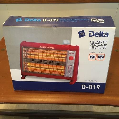 Упаковка DELTA D-019