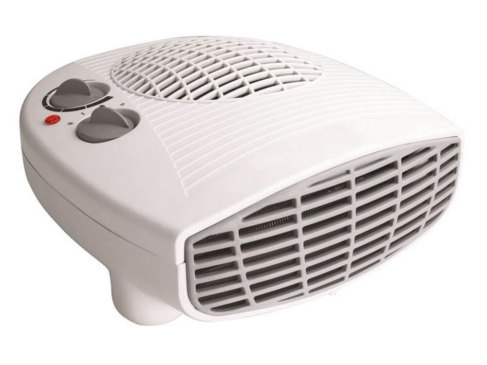 Отличие ИК нагревателей от тепловентиляторов