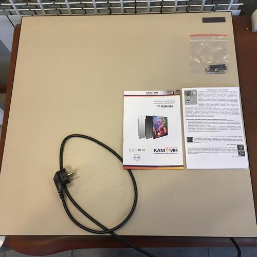 Комплектация Кам-ин Eco Heat 700EBGT (бежевый)