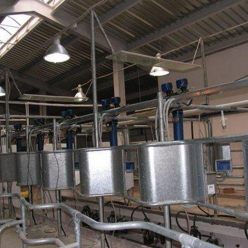 Отопление на производстве инфракрасными обогревателями ПИОН THERMO GLASS П-25