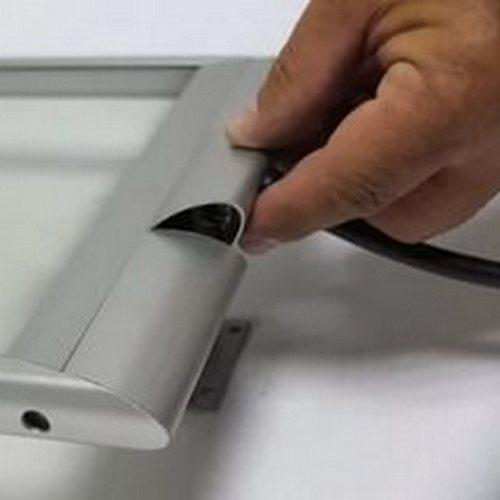 Крышка клеммника конвективно-инфракрасного обогревателя ПИОН THERMO GLASS (Термо Гласc) ПН-07