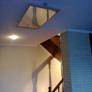 Отопление дома инфракрасными обогревателями ПИОН Thermo Glass П-04