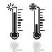 Температурный диапазон терморегулятора (термостата) Eberle RTR-E6163