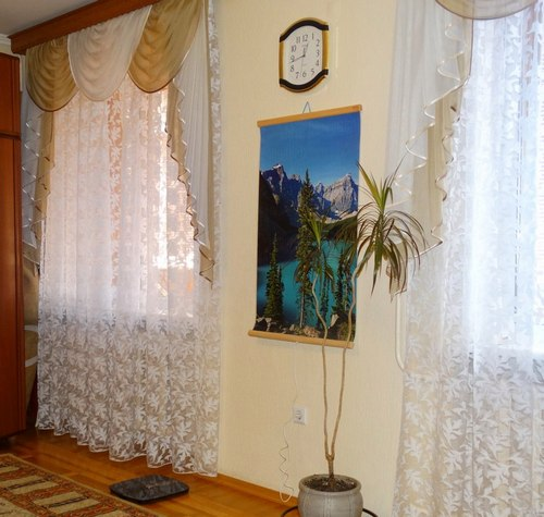 Тепло Крыма в комнате