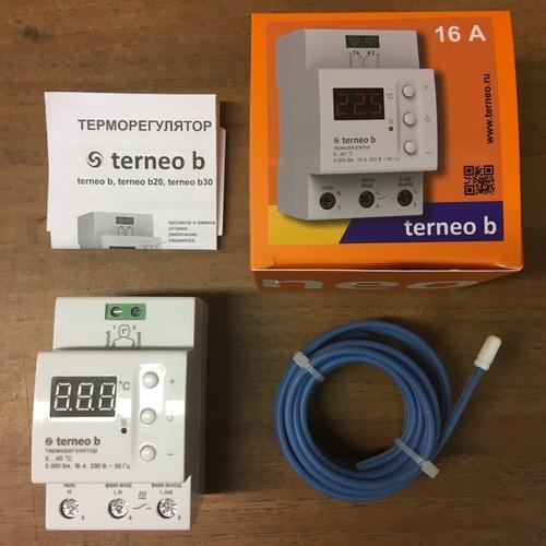 Комплектация Terneo b