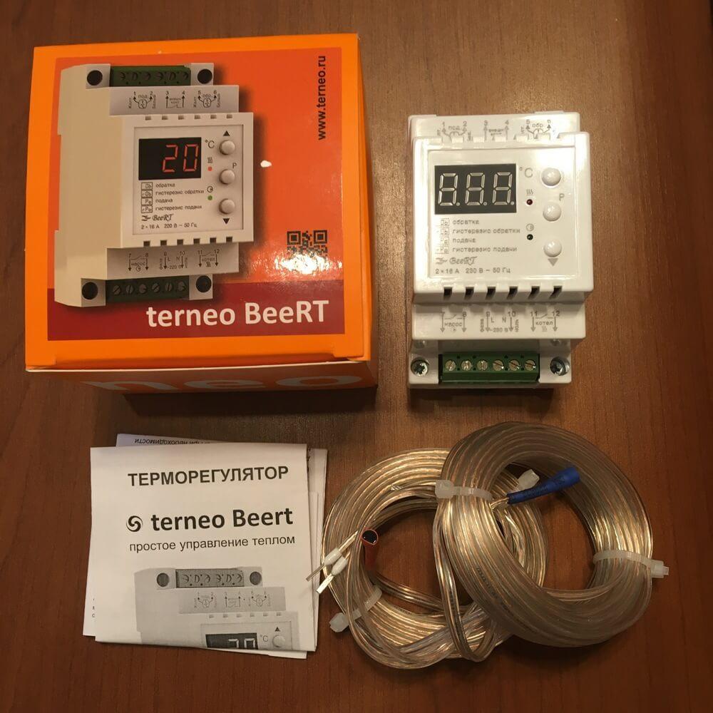 Комплектация Terneo BeeRT