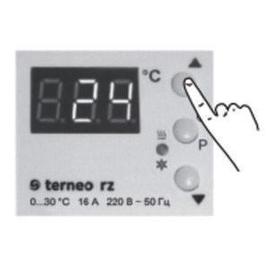 Панель управления Terneo rz