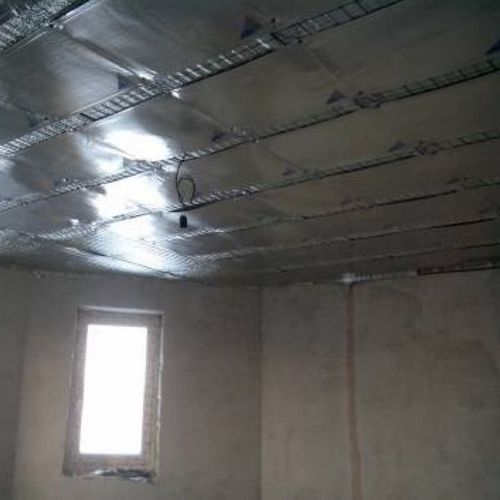 Установка на потолок Зебра ЭВО-300 PRO