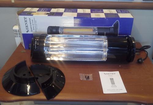 Комплектация ZENET QH-1200 Black